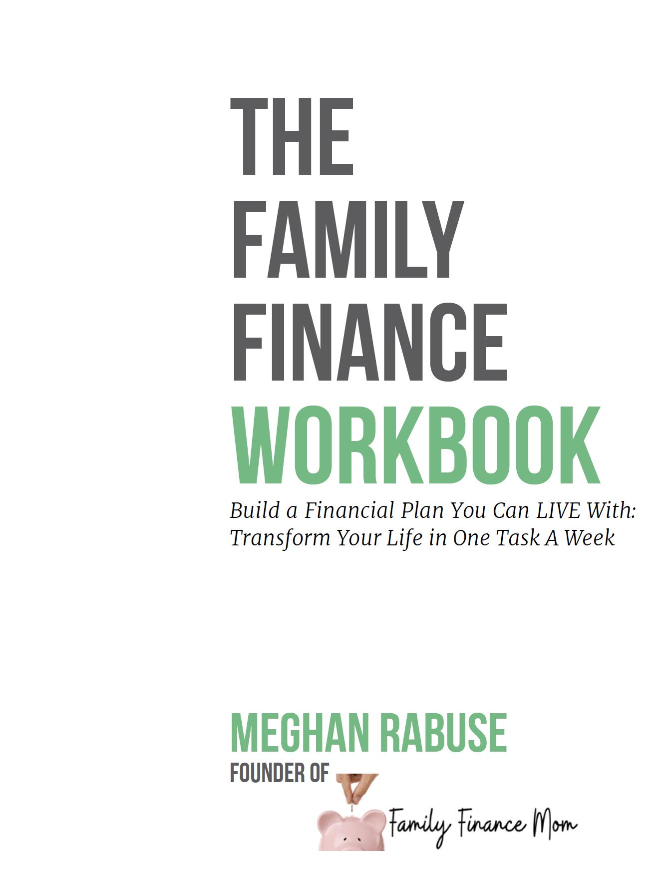 FFM Workbook Cover