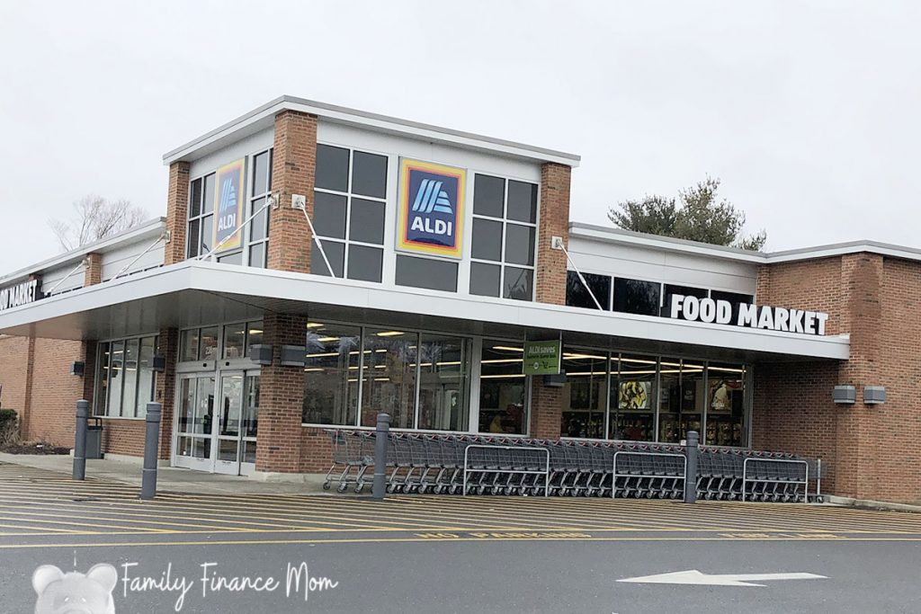 How to Shop at ALDI FEATURED
