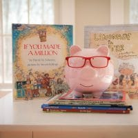 10 Books About Money for Kids!