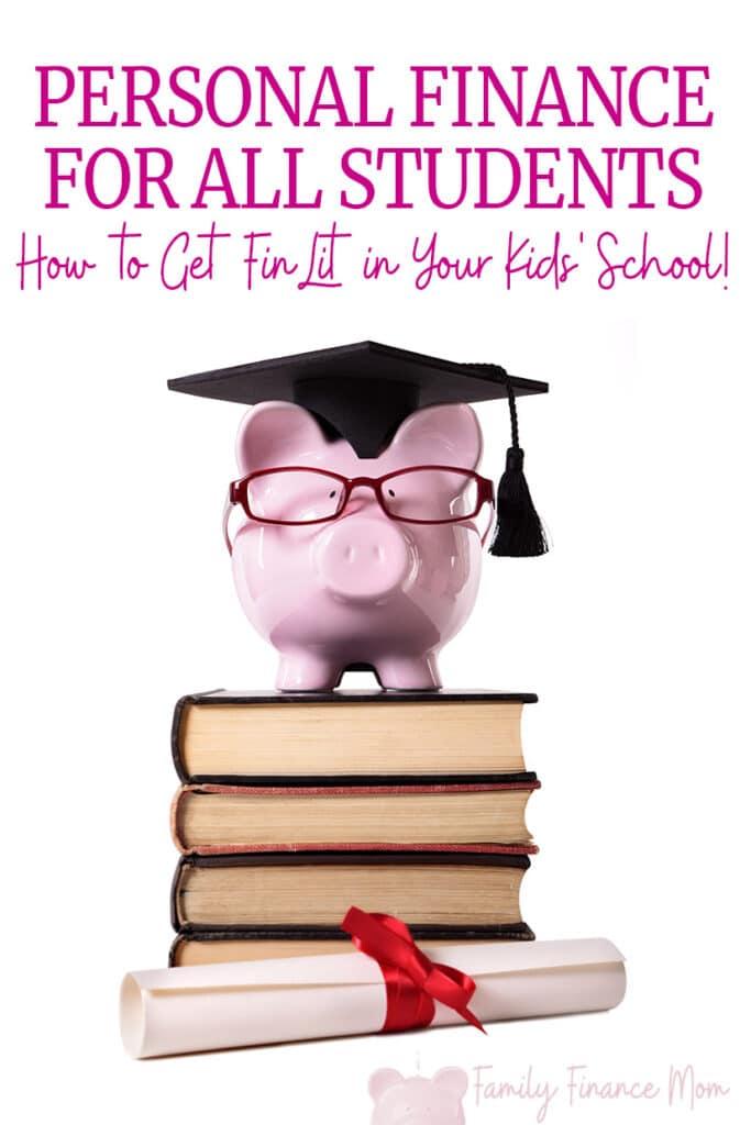 Personal Finance Classes in High School
